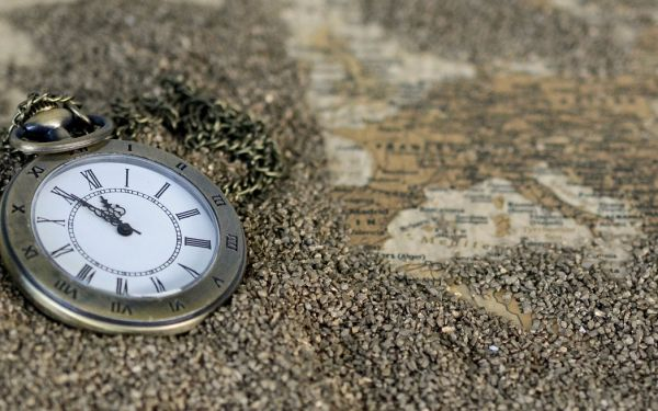 Tijd om over tijd na te denken